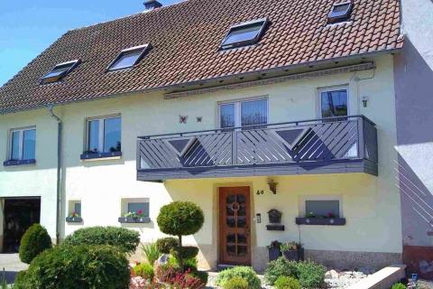 D195-Diagonal-Aluminium-Balkone-Balkongelaender-Rieb-Balkone-Wartungsfrei-Gelaender-Nie-mehr-Streichen