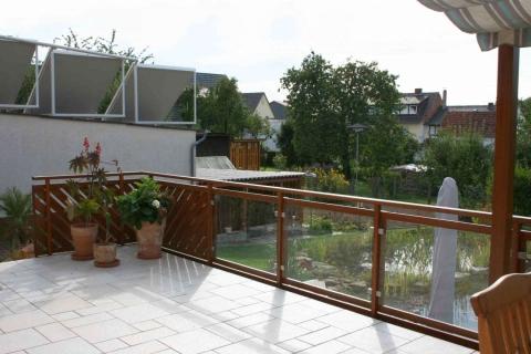 G185-Glas-Aluminium-Balkone-Balkongelaender-Rieb-Balkone-Wartungsfrei-Gelaender-Nie-mehr-Streichen