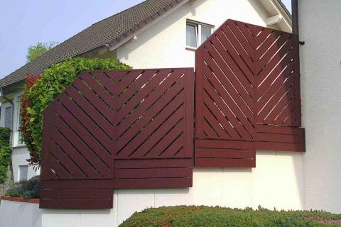 T194-Aluminium-Balkone-Balkongelaender-Rieb-Balkone-Wartungsfrei-Gelaender-Nie-mehr-Streichen