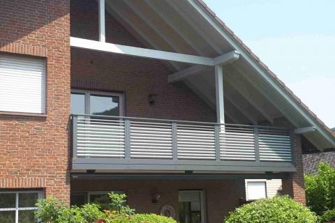 W197-Waagerecht-Aluminium-Balkone-Balkongelaender-Rieb-Balkone-Wartungsfrei-Gelaender-Nie-mehr-Streichen