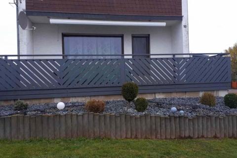 D027-Diagonal-Aluminium-Balkone-Balkongelaender-Rieb-Balkone-Wartungsfrei-Gelaender-Nie-mehr-Streichen