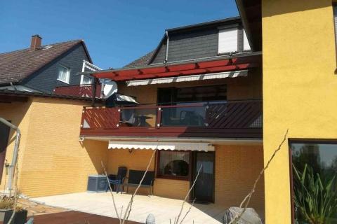 D096-Diagonal-Aluminium-Balkone-Balkongelaender-Rieb-Balkone-Wartungsfrei-Gelaender-Nie-mehr-Streichen