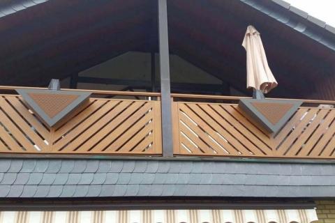 D099-Diagonal-Aluminium-Balkone-Balkongelaender-Rieb-Balkone-Wartungsfrei-Gelaender-Nie-mehr-Streichen