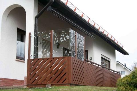 D106-Diagonal-Aluminium-Balkone-Balkongelaender-Rieb-Balkone-Wartungsfrei-Gelaender-Nie-mehr-Streichen