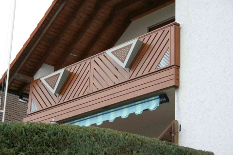 D175-Diagonal-Aluminium-Balkone-Balkongelaender-Rieb-Balkone-Wartungsfrei-Gelaender-Nie-mehr-Streichen
