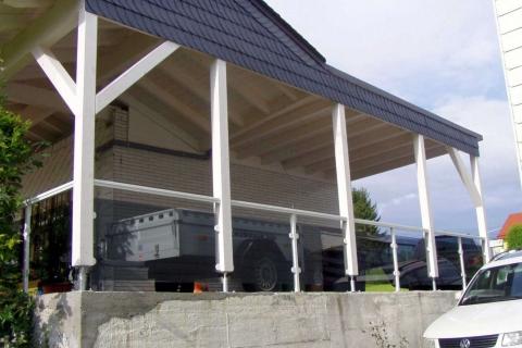 G034-Glas-Aluminium-Balkone-Balkongelaender-Rieb-Balkone-Wartungsfrei-Gelaender-Nie-mehr-Streichen