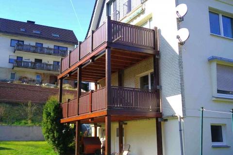 S177-Aluminium-Balkone-Balkongelaender-Rieb-Balkone-Wartungsfrei-Gelaender-Nie-mehr-Streichen