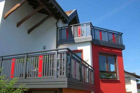 S178-Aluminium-Balkone-Balkongelaender-Rieb-Balkone-Wartungsfrei-Gelaender-Nie-mehr-Streichen