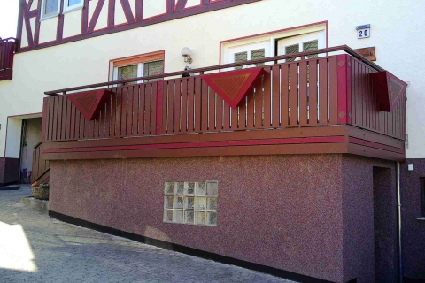 S182-Aluminium-Balkone-Balkongelaender-Rieb-Balkone-Wartungsfrei-Gelaender-Nie-mehr-Streichen