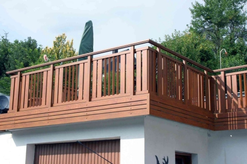 S185-Aluminium-Balkone-Balkongelaender-Rieb-Balkone-Wartungsfrei-Gelaender-Nie-mehr-Streichen