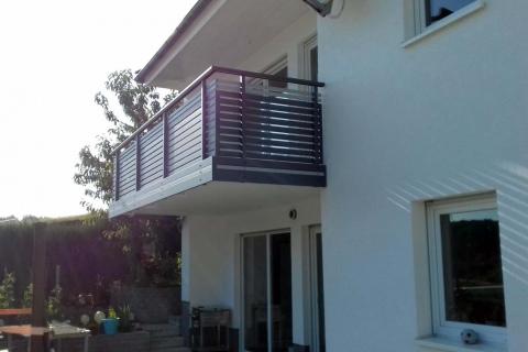 W020-Waagerecht-Aluminium-Balkone-Balkongelaender-Rieb-Balkone-Wartungsfrei-Gelaender-Nie-mehr-Streichen