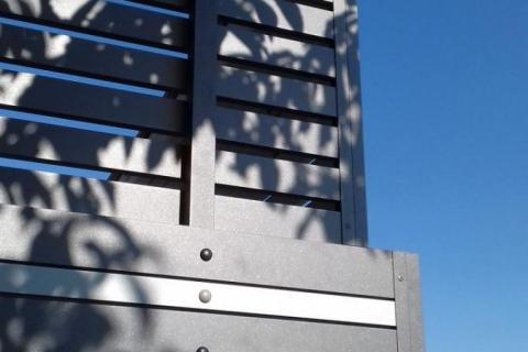 W169-Waagerecht-Aluminium-Balkone-Balkongelaender-Rieb-Balkone-Wartungsfrei-Gelaender-Nie-mehr-Streichen