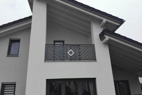 R025-Komination-Rieb-Balkone-Geländer-Aluminium-Wartungsf